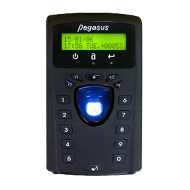 Biometric-access-controller-PFP-3702-1